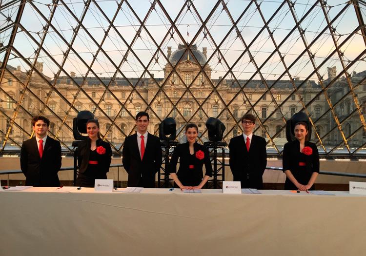 Hôtesses de France - Accueil événementiel et en entreprise