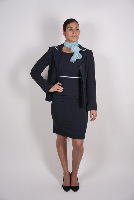 hôtesses de france uniformes