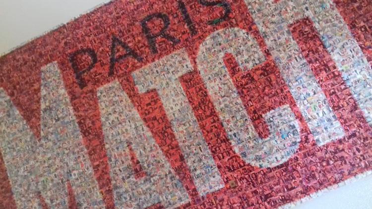 Soirée Paris Match